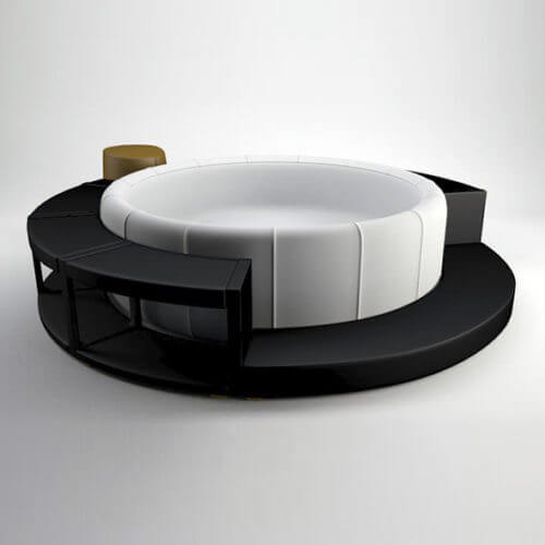 softub spapool Design 3D Model
