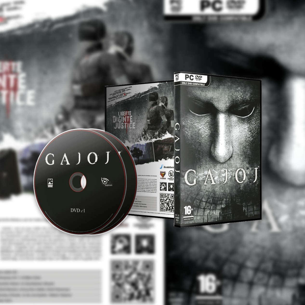 Gajoj Pack Game 3D