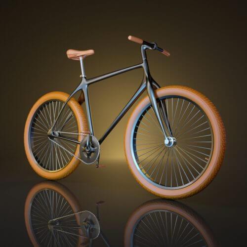 bike Design 3D model