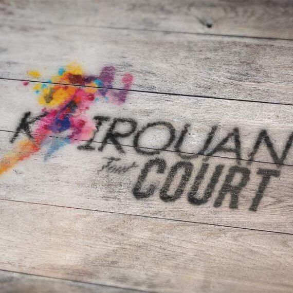 Kairouan Tout Court Logo Design JCI