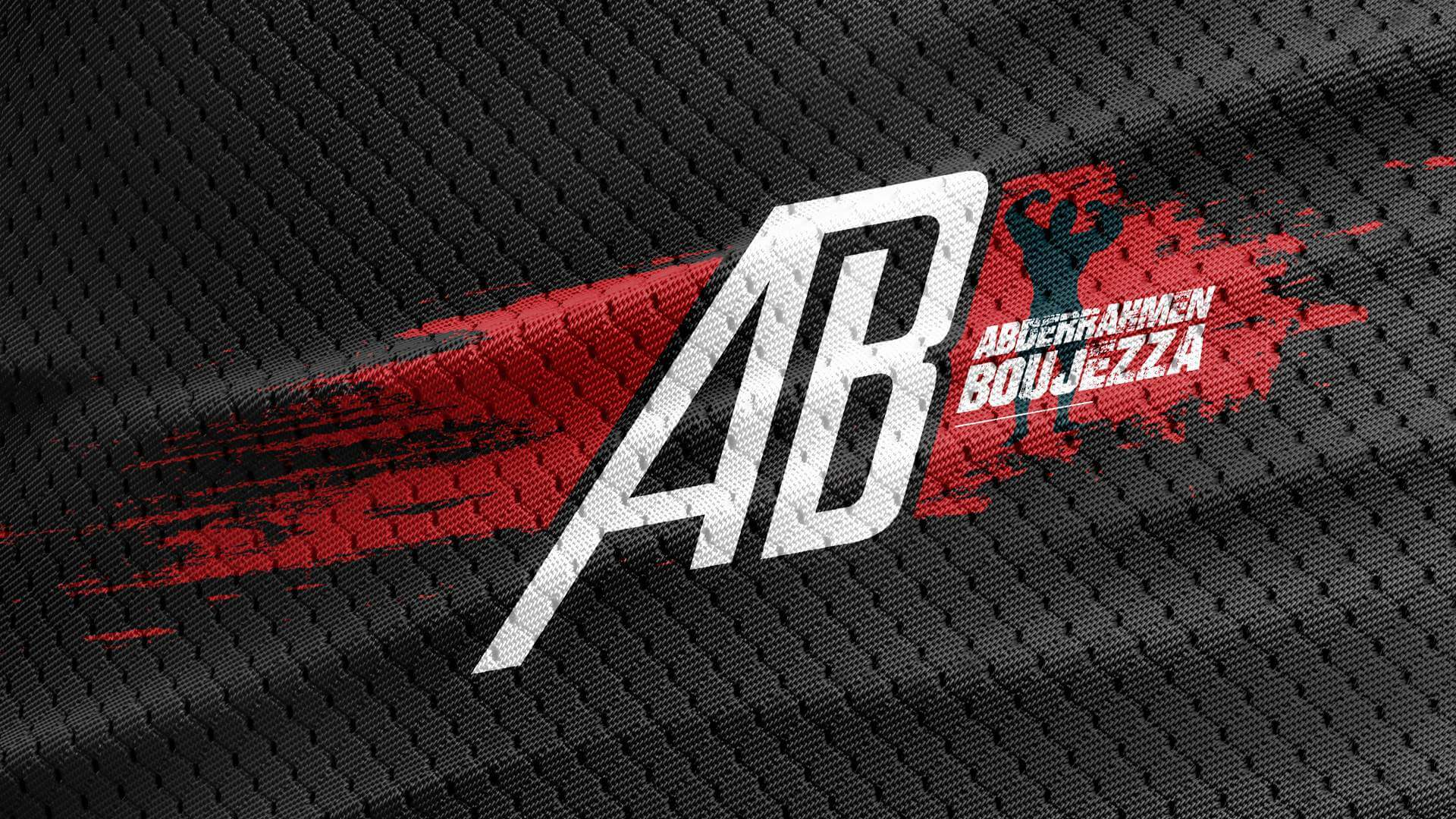 Abderrahmen Boujezza Design Logo Charte Graphique