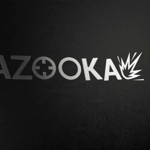 Bazooka Design Logo Charte Graphique