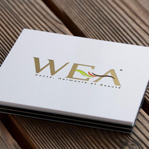 Design Logo WEA Charte Graphique