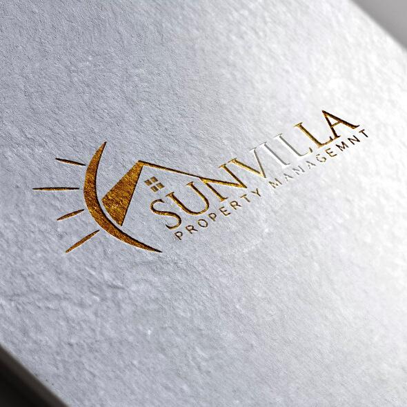 Design Logo Sunvilla Charte Graphique